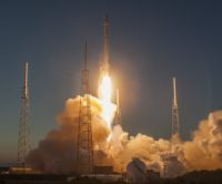 DSCOVR launch by SpaceX Falcon 9