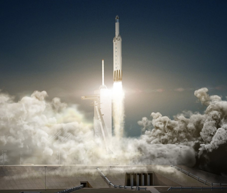 Report whips up interest in SpaceX's Mars plans