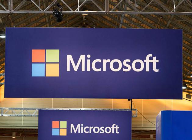 Microsoft event logo