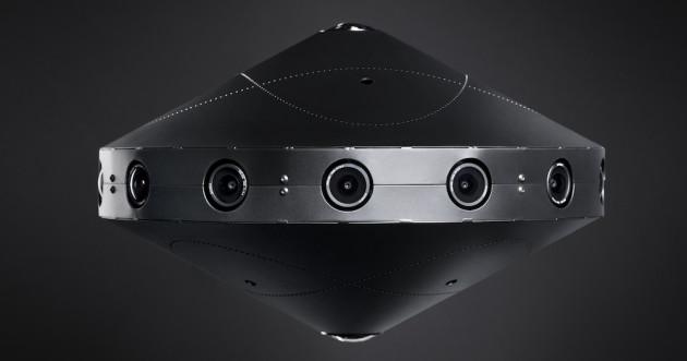 Facebook has designed a $30000 camera rig for 360
