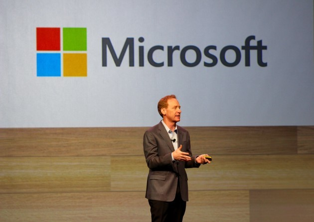 Microsoft President and Chief Legal Officer Brad Smith (GeekWire File Photo)