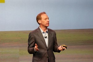 Microsoft President and Chief Legal Counsel Brad Smith