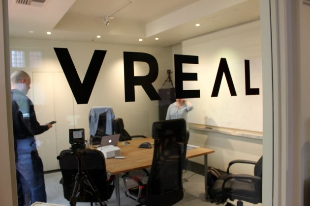 Inside VREALu0027s Seattle Headquarters.