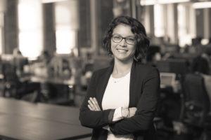 RealSelf vice president of people Lauren Sato