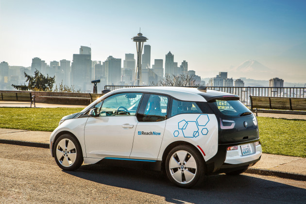 Car To Go Seattle >> Bmw Takes On Car2go And Uber With New Car Sharing Service In