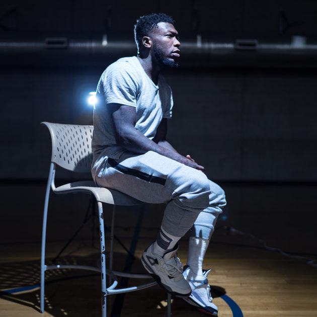 Talking Sports Tech With Former Nba Player And Nfl Hopeful