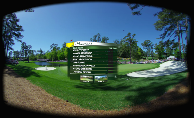 Technology At The Masters Ibm Partners With Tom Watson As