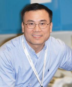 Novinium senior design engineer Wenzel Wu