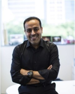 Puppet president and CEO Sanjay Mirchandani