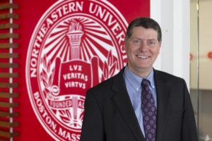 Northeastern University dean Scott McKinley