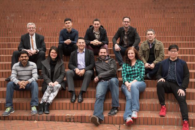 The Fleet team. Photo via Fleet.