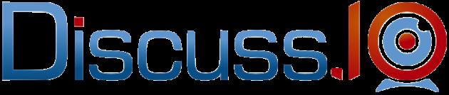 Discuss IO logo
