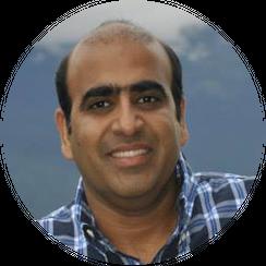 Bloom founder Manuj Bahl