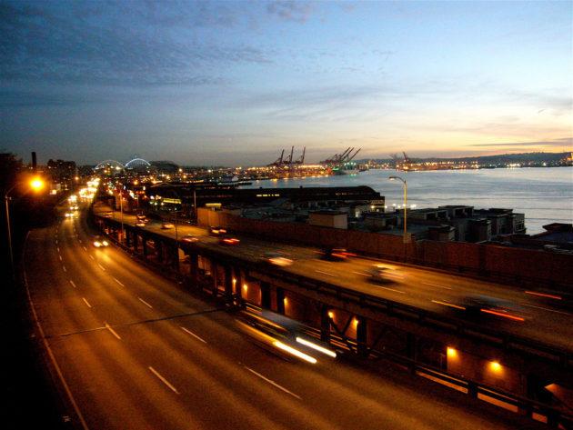 Seattle SR 99