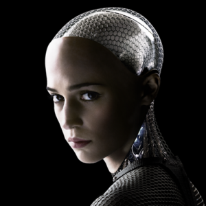 Ava from AI thriller 'Ex Machina.' (Photo via Facebook/Ex-Machina)