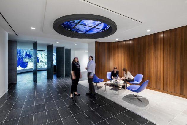 Experience Center entryway