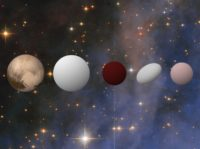 2007 OR10 and other icy worlds