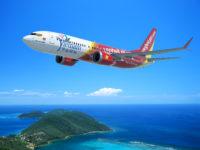 Vietjet Boeing 737 MAX
