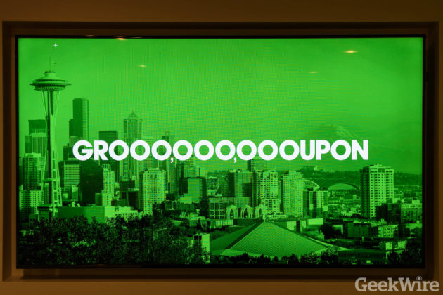 Groupon Seattle office