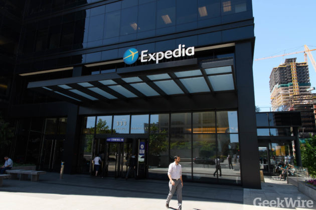 Expedia S Bellevue Headquarters Geekwire Photo