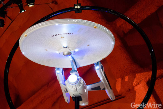 Star Trek Exhibition - EMP Museum