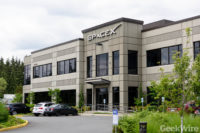 SpaceX Redmond office