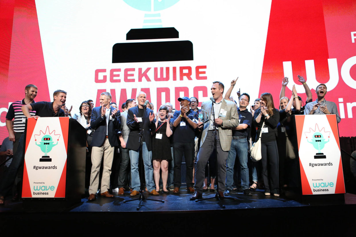 Knoll life chair geek - Geekwire Awards 2017 Early Bird Tickets On Sale Nominations Now Open
