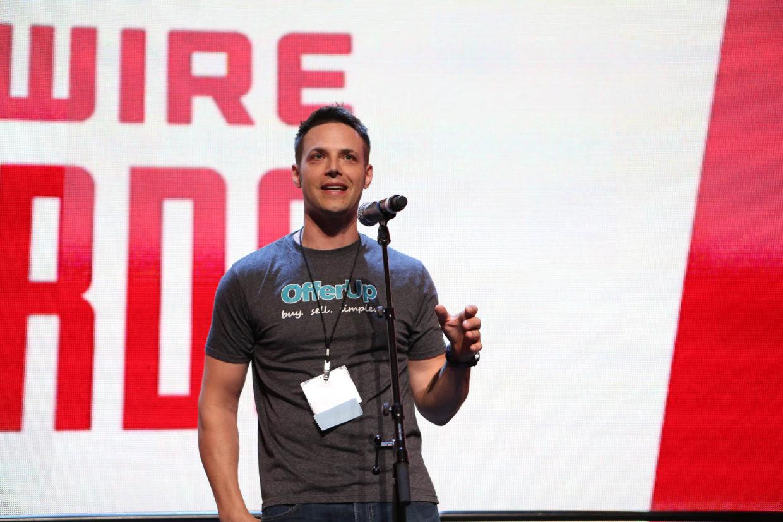 OfferUp CEO Nick Huzar