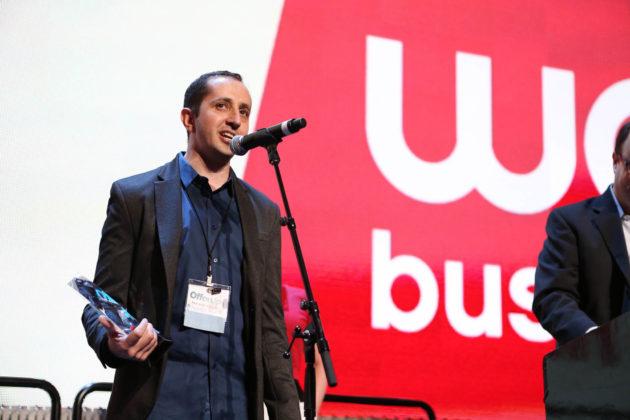 Pete Kyriacou, partner program manager at Microsoft.