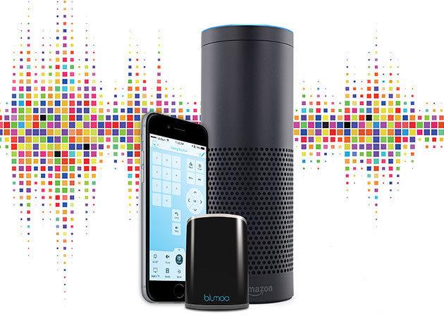 Blumoo Bluetooth Universal Remote