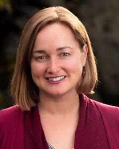 Emily Bancroft, vice president for VillageReach.