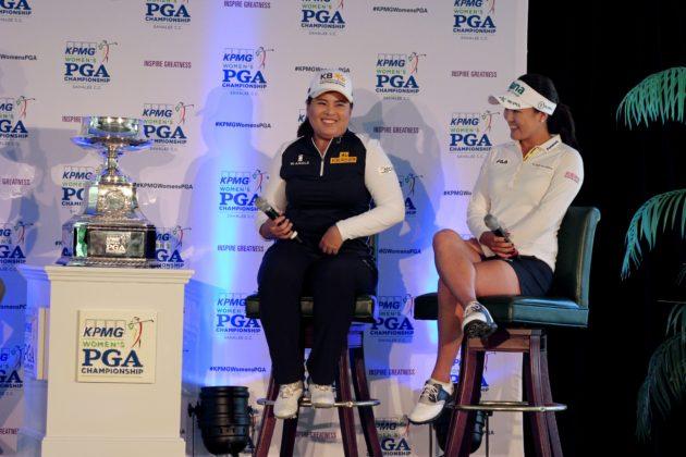 John Veihmeyer, Chairman, KPMG International Pete Bevacqua, Chief Executive Officer, PGA of America