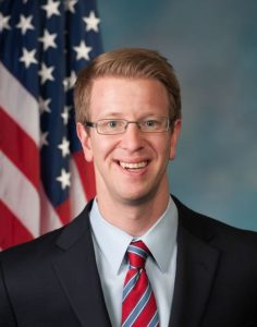 Rep. Derek Kilmer, a Democrat from Washington's 6th district, which includes most of Tacoma and the Olympic peninsula, and co-sponsor of the Open, Public, Electronic and Necessary (OPEN) Government Data Act.