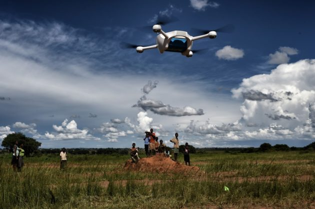 Seattle's VillageReach, UNICEF and Silicon Valley's Matternet are teaming up to test and evaluate the cost effectiveness of drones in healthcare delivery. This spring they ran a successful trial of the technology in Malawi. (Matternet)
