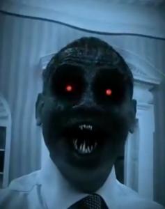President Obama on Snapchat.