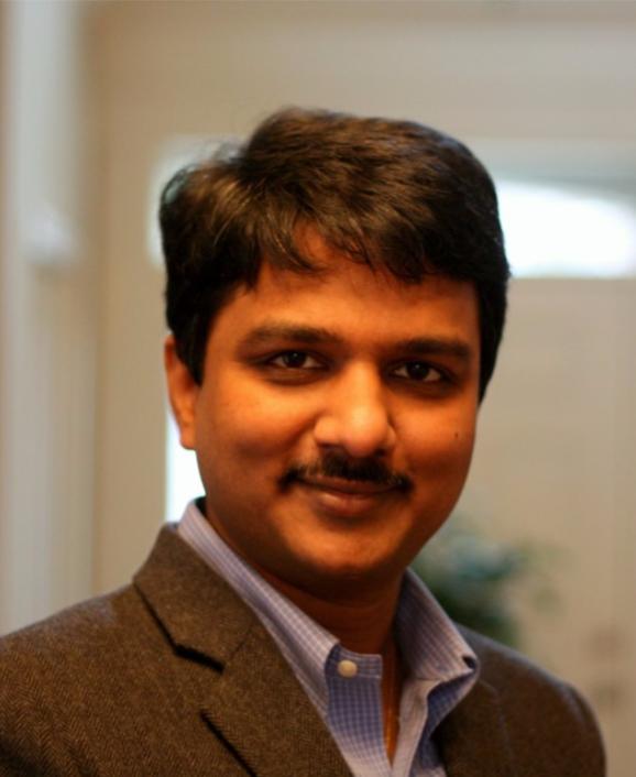 Bloomz CEO Chaks Appalabattula.
