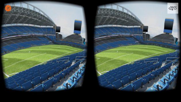 Virtual Reality Preview
