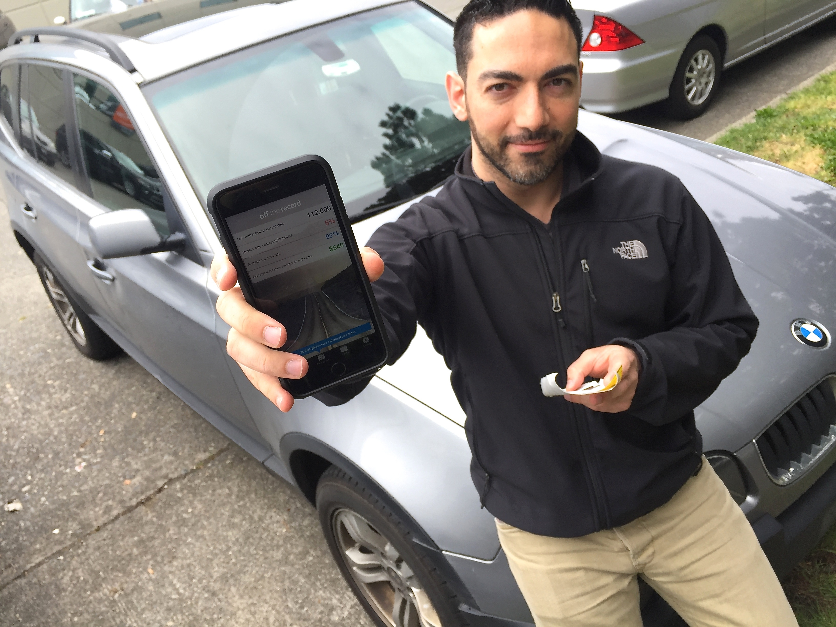 Speeding Ticket App >> Off The Record A Startup That Helps Drivers Fight Tickets