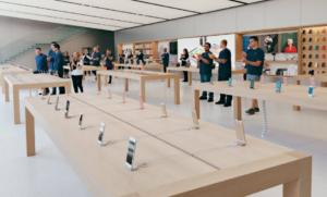 Apple Store via Twitter