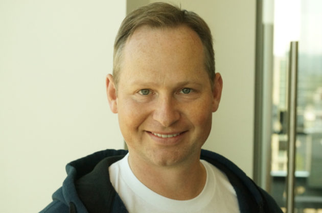 Expedia CFO Mark Okestrom.