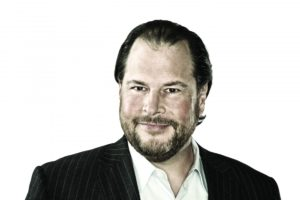 Salesforce CEO and Chairman Marc Benioff