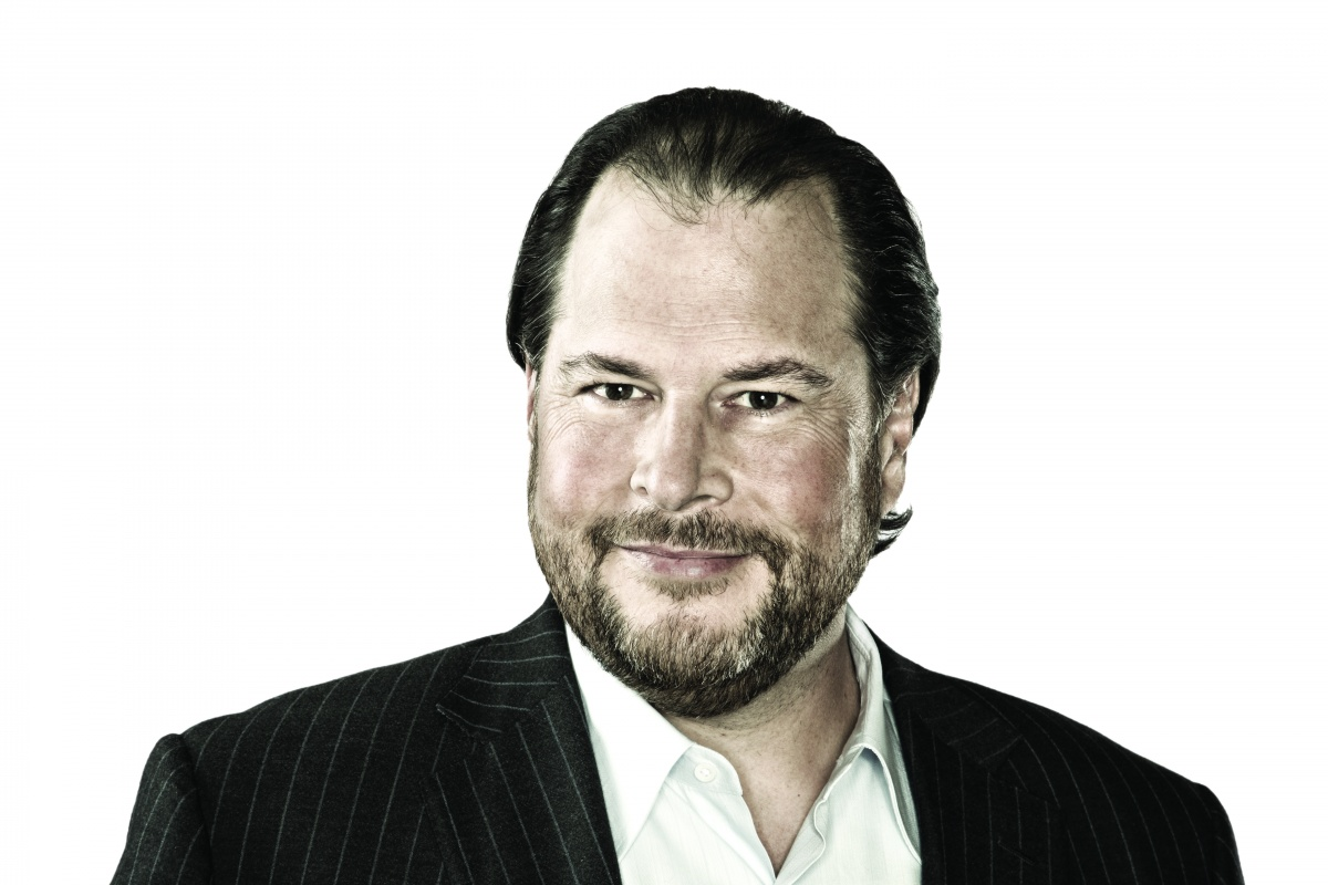 Marc Benioff, Airbnb founders join Giving Pledge ...