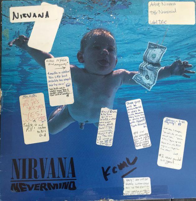 KEXP Nirvana record