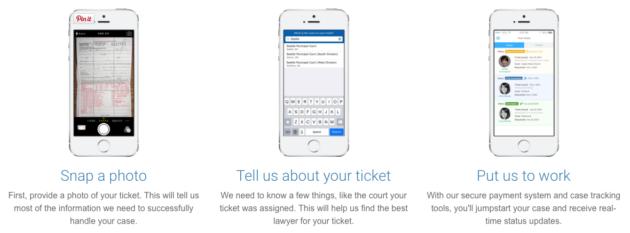 Speeding Ticket App >> Fighting Traffic Tickets Seattle Startup S Off The Record App