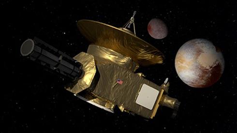 Seeking Pluto's Frigid Heart