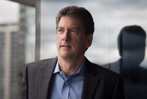 Fred Hutch executive vice president and chief operating officer Steve Standum