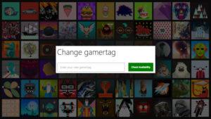 Xbox gamertag