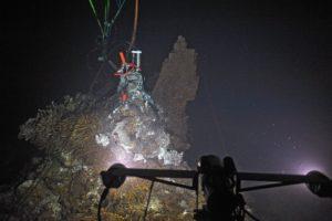 El Gordo undersea vent