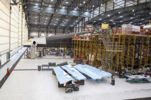 Stratolaunch hangar
