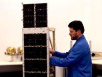 BlackSky satellite